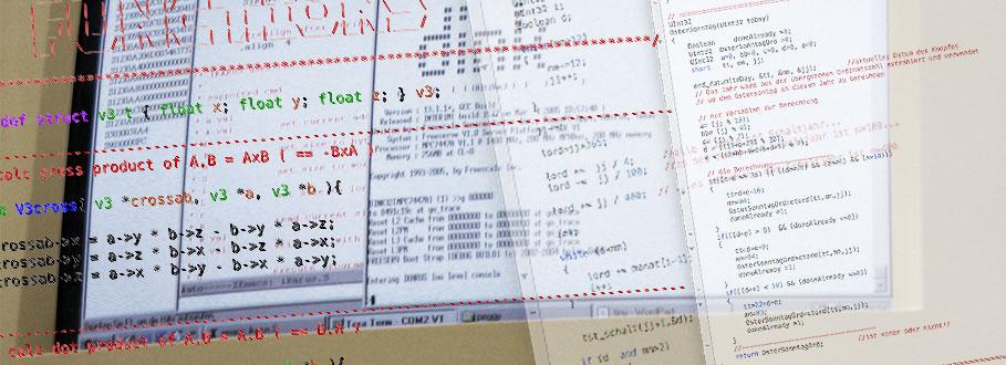 Software Entwicklung Assembler, Forth, C, Gerätetreiber Linux ...